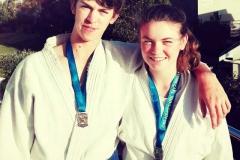 Josh and Michaela Veysey
